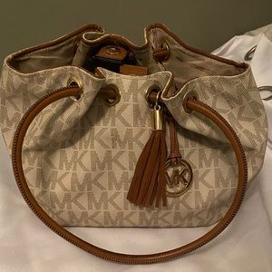 Michael Kors signature bag
